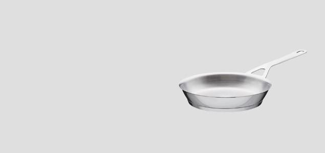 ALESSI/ジャスパー・モリソン/POTS&PANS/フライパン28cm