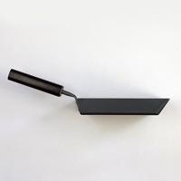 卵焼き フライパン/卵焼き器/FD STYLE/IH対応  [ スピニング加工による軽量化/IH対応 鉄フライパン]