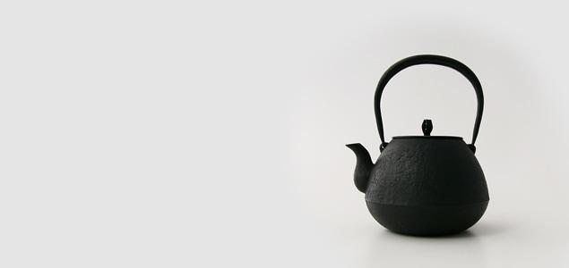 南部鉄器 鉄瓶|designshop