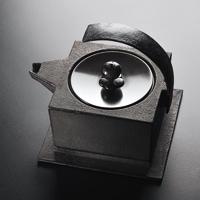 鉄瓶 / 黒川雅之 IRONY/ケトル KETTLE IR-S  [ 鉄瓶 / 鐵壺は黒川雅之]