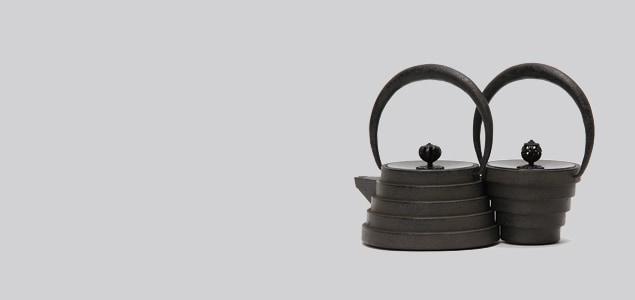 鉄瓶 / 黒川雅之 IRONY/ケトル KETTLE IR-OA  [ 鉄瓶 / 鐵壺は黒川雅之]