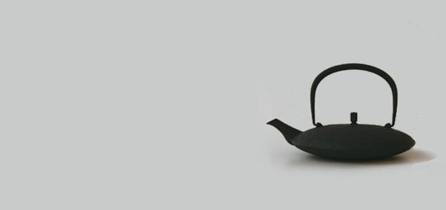 岩清水久生/空間鋳造/南部鉄器/鉄 急須/Moon小 朱色(0.35L) [空間鋳造の南部鉄器/急須]