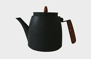 釜定 南部鉄器 Pot-C