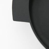 南部鉄器/釜定/すき焼き鍋 一人用/小/14cm/ih対応 [ 南部鉄器 すき焼き鍋は釜定 ]