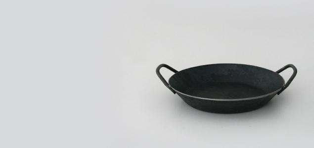 turk ターク/鉄 フライパン/グリルパンΦ28cm/IH対応 [ おしゃれ ih対応/フライパン 鉄はturk ターク ]