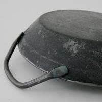 turk ターク/鉄 フライパン/グリルパンΦ26cm/IH対応 [ おしゃれ ih対応/フライパン 鉄はturk ターク ]