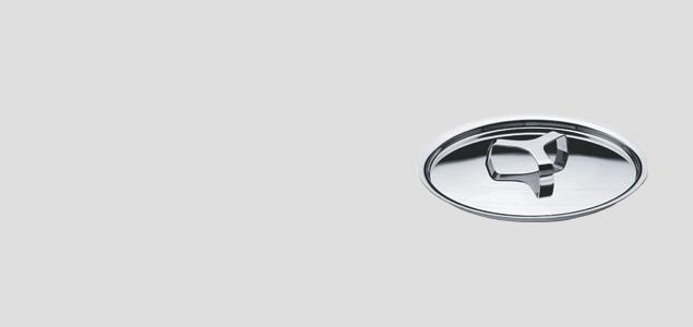 ALESSI/ジャスパー・モリソン/POTS&PANS/蓋28cm