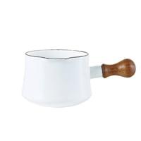 北欧デンマーク/ダンスク dansk/片手鍋13cm/ホワイト