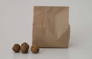 岩手のくるみ 1kg(国産、殻付き)【メール便非対応】 [胡桃/クルミ/くるみ 1kg 国産 殻付き]