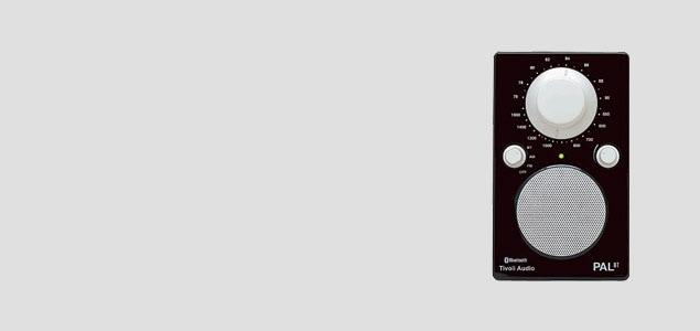 チボリオーディオ/tivoli Audio/PAL BT ブラック [ハイエンドオーディオはtivoli audio チボリオーディオ]