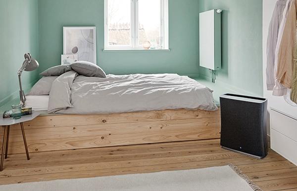 外出先でお部屋の空気の状態を確認したり、ご帰宅前からお部屋の空気洗浄をするなど、より便利に空気清浄機をご活用頂けます