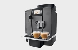 プログラミング可能なスペシャリティーコーヒーメニューの他に今話題のフラットホワイトや本格的な12種類のバリスタレシピが、ボタンに触れるだけの簡単操作で誰でも手軽に抽出できます