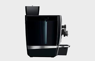 名前の通りプロフェッショナルな業務用の全自動コーヒーマシン。カフェ、レストランやオフィス等で美味しいコーヒー抽出に必要なすべてをこのマシン一つで実現できます