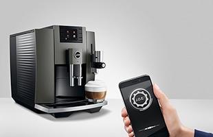いつでもバリスタ基準のスペシャルティーコーヒーを作る事を可能にし、ワンタッチでスピーディーにパーフェクトなコーヒーを抽出することが可能になりました