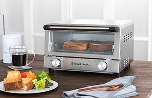 5段階の設定ができる為、調理の内容により、繊細な焼き方が可能となりました、簡単なトーストからこだわりのグリル料理まで調理の幅を広げてくれます