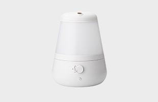 超音波加湿器C011 ホワイト