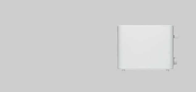 ±0 プラスマイナスゼロ/ポップアップトースター1枚焼き[深澤直人 デザイン 家電  トースター プラマイ]