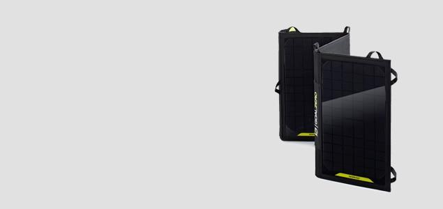 GOAL ZERO/防災用品/高出力ソーラーパネル/Nomad 20 Solar Panel [ 防災用品はGOAL ZERO ]