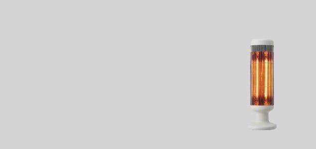 ±0 プラスマイナスゼロ/1000Wカーボンヒーター XHS-Y410/ホワイト[カーボンヒーターは±0 プラスマイナスゼロ]