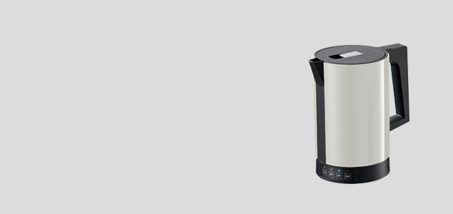 ドイツ ritter社/電気ケトルfontana 5B/黒