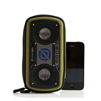 GOAL ZERO/防災用品/ポータブルスピーカー/Rock Out 2 Solar Speaker [ 防災用品はGOAL ZERO ]