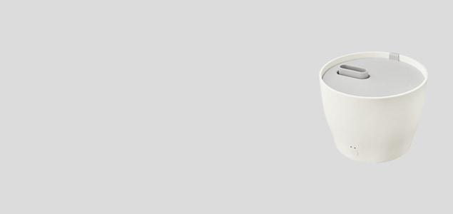 ±0 プラスマイナスゼロ/スチーム加湿器 Z210/ホワイト [ スチーム加湿器はプラスマイナスゼロ ]