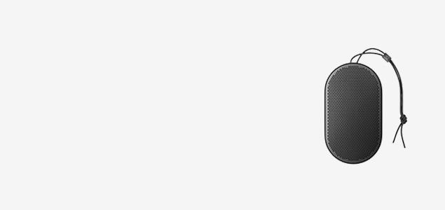 上質な音楽をいつもそばに セシリエ・マンツが手掛けるコンパクトBluetoothスピーカー B&O PLAY - Beoplay P2
