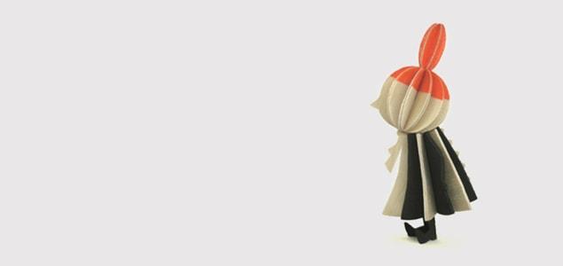 北欧loviオーナメント ムーミン ミイ/リトルミイ・リトルミィ [ムーミン ミイ/リトルミイ・リトルミィ・リトルミーは北欧lovi]【メール便対応可】[M便 1/4]