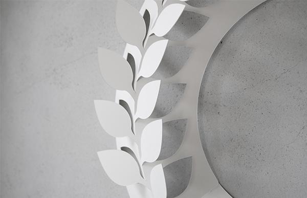 明かりに照らされた際に生まれる美しい陰影が壁面に映える様子もこれまで以上に楽しんで頂けます