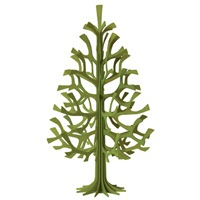 北欧 lovi ロヴィ/クリスマスツリー 30cm/三角S/ライトグリーン[ lovi クリスマスツリーは北欧ロヴィ]