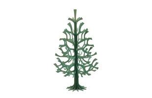 北欧 lovi ミニクリスマスツリー12cm/ダークグリーン【メール便対応】[M便 1/8][ lovi クリスマスツリーは北欧ロヴィ]