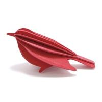 北欧lovi オーナメント/バード 16cm[ネコポス便 1/8] [北欧の鳥オーナメント オブジェ/鳥の置物 オブジェは北欧製]