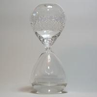 ガラス オーナメント/awaglass/レギュラーサイズ/透明 [ ガラス製オーナメント/置物はawaglass ]