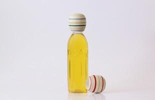 隈研吾/East Japan Project/NARUCO Kokeshi Bottle Cap/鳴子こけしボトルキャップ [ 隈研吾/East Japan Projectのこけしボトルキャップ ]
