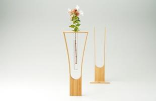 TEORI テオリ/フラワーベース 花器/Hollow<br>
