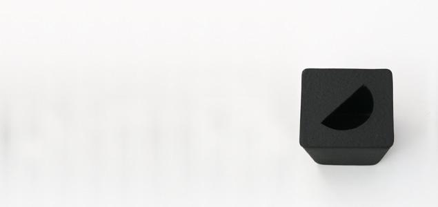 釜定/南部鉄器/灰皿/小角[南部鉄器・灰皿は釜定]