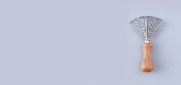 REDECKER レデッカー/ヘアーリムーバー/ブラシクリーナー [ブラシクリーナーはREDECKER(レデッカー)]