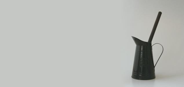 REDECKER レデッカー/トイレブラシセット(サーモウッド・ラウンド)