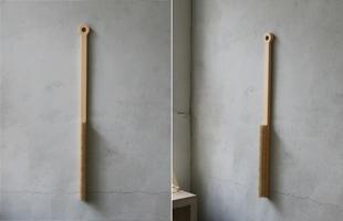 小泉誠デザインasahinekoの布団たたき・布団ブラシ