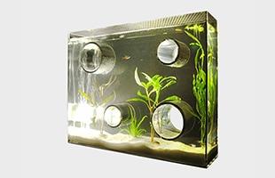 プライベート アクアリウム 水槽 ワイドサイズ