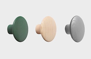 全16カラー : 左からダスティグリーン、アッシュ、ダークグレー