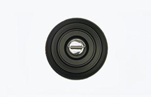 FD STYLE 湯たんぽ ブラック 耐熱塗装仕上げ カバー付き