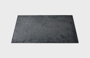 mortar FLOORWALL Square Sumi Black 890×590