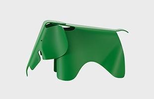 Eames イームズ エレファント palm green