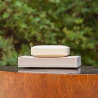 木曽生活研究所/木曽の檜で作ったソープディッシュ