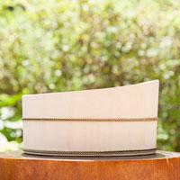 木曽生活研究所/檜桶の職人が作った湯桶