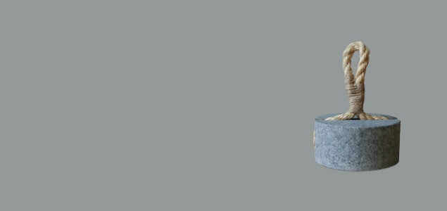 AJI PROJECT/漬物石/POUND