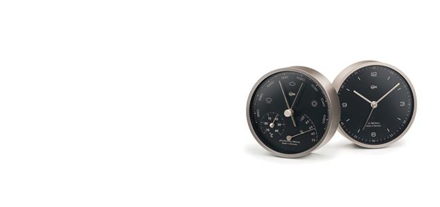 BARIGO/温湿気圧計(壁掛け・卓上両用) BG101-5