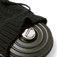 FD STYLE/湯たんぽ カバー付き 黒