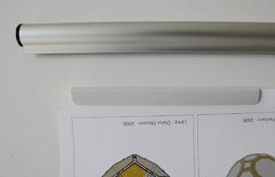 ORSKOV社 ポスターハンガー 60cm ブラック[ 北欧製ポスター・ポスターハンガー ]